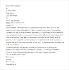 Retirement Letter 36 Retirement Letter Templates Pdf Doc Free Premium Templates