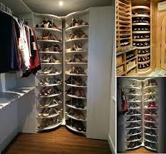 modern closet lazy lee shoe rack