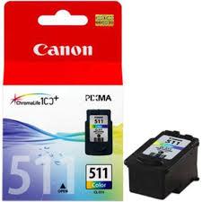 <b>Картридж</b> Canon CL-511 Color для MP240 MP250 MP260 MP270 ...