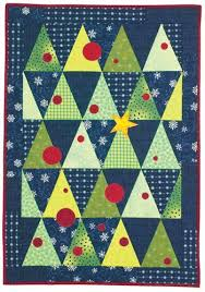 205 best Christmas Quilts images on Pinterest | Quilt block ... & Tannenbaum Forest quilt pattern by Heidi Kory at Quiltmaker magazine.  Appears in Small Quilts & Gifts Fall Adamdwight.com