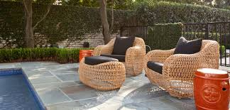 image modern wicker patio furniture. chic modern wicker outdoor furniture contemporary not grandmas bombay outdoors image patio y
