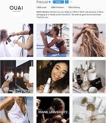 ouai makeup beauty brands makeup brands list insram beauty brands to follow on insram