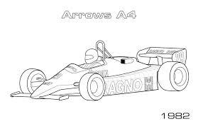 F1 Wagen Max Verstappen Kleurplaten Kleurplaat Formule 1 Auto