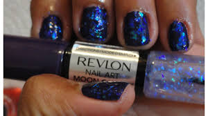 Revlon Orbit Moon Candy Nail Art Polish - YouTube