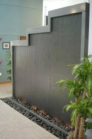 wall water indoor water features lighted outdoor wall water fountains