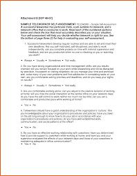 Sample Self Assessment Contemporary Self Assessment Templates Mold Documentation Template 16
