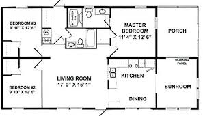 Double Wide Home Floor Plans Double Wide Mobile Home Floor Plans Double  Wide Home Double Wide . Double Wide Home Floor Plans 4 Bedroom Trailer ...