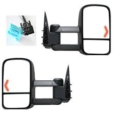 silverado mirror oem ebay 2015 Silverado Tow Mirror Wiring Diagram power heated led signals towing mirrors for 03 06 silverado sierra tahoe pickup (fits 2015 Silverado Full Car Wiring Schematic