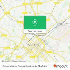 Cadence music factory has got you covered. How To Get To Cadence Music Factory Apartments In Charlotte By Bus Or Light Rail Moovit