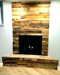 reclaimed wood fireplace wall barn simple decoration with on around fire surrounds uk