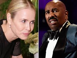 chelsea handler edits steve harvey s insane demand memo no stopping by