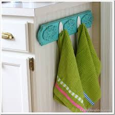 kitchen dish towel holder. Exellent Towel 3MTowelRackTrimmedDishTowels To Kitchen Dish Towel Holder In My Own Style