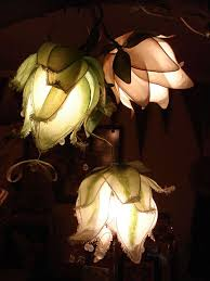 18 various flower lamp units to try using in your home keribrownhomes