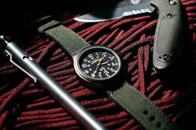Lighted Dial Watches For Mens The Best Military Watches Under 100 For Edc In 2020