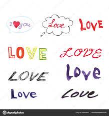 фото надписи про любовь