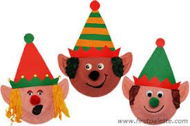 Christmas Kids Craft Paper Plate Reindeer  Christmas U0026 Winter Christmas Paper Plate Crafts