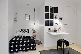 40 Small Bedroom Ideas To Make Your Home Look Bigger Freshome Cool Interior Design Of Bedroom Furniture