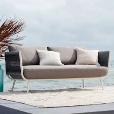outdoor furniture west elm. Twist Weave Sofa Outdoor Furniture West Elm O