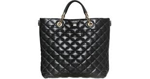 Lyst - Dolce & gabbana Kate Quilted Nappa Leather Tote Bag in Black &  Adamdwight.com