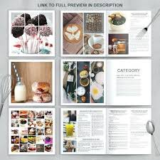 recipe book template for mac cookbook families chefs and caterers by pages