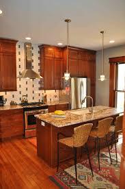... Splendid Interior In Kitchen Decoration Design Ideas With Reclaimed  Wood Kitchen Islands : Fantastic Cream Polished ...