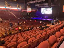 Mohegan Sun Arena Section 16 Home Of Connecticut Sun New