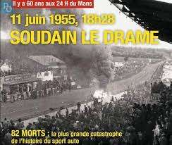 「24 Heures du Mans 1955」の画像検索結果