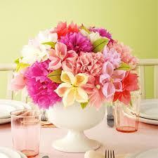 tissue paper flower centerpiece ideas tissue paper flower bouquet kit decorations and supplies wedding