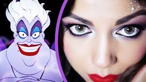 ursula inspired makeup charisma star