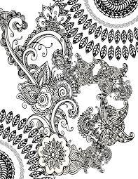 Moeilijke Kleurplaten Voor Volwassenen Bloemen Archidev Moeilijke