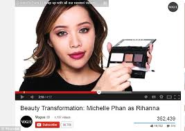 industry leader american mice phan is you s leading star beauty vlogger with almost six million