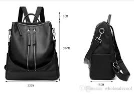2017 fashion women backpacks women s pu leather backpacks girl school bag high quality las bags designer women backpack bolsas