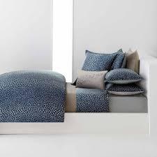 ocelot bedding navy by hugo boss at dotmaison