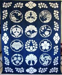 Japanese Patchwork Japanese Quilts Yoko Saito Applies Designs ... & Japanese Style Doona Covers Monsho 77 X 96 By Mildred Sorrels National  Quilting Association Twelve Easy ... Adamdwight.com