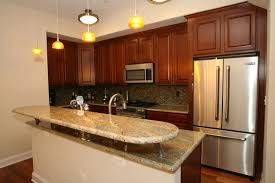 Carpenter Kitchen Cabinet Marvelous Custom Brown Carpenter Made Medallion Cabinets With