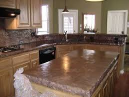 now we can give you concrete countertops in any design and in any shape there are no limits to what you can do with these countertops you will be amazed