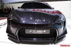 Toyota FT-86 II Concept at Geneva 2011 International Motor Show ...