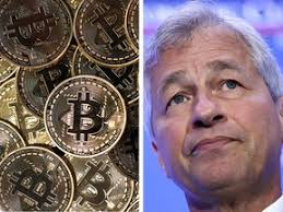 1, 2017, fell slightly on the remarks. Bitcoin Won T End Well Wall St Titan Jamie Dimon Says He Ll Fire Anyone Trading Virtual Currency Because It S A Fraud Financial Post