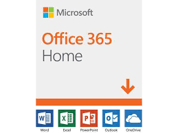 Microsoft Office 365 Home 12 Month Subscription Up To 6 People