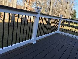 Trex Deck Post Cap Lighting Deck Railings Trex Deck Composite Deck Solar Post Cap