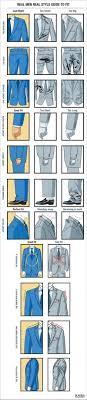 How A Mans Suit Should Fit Visual Suit Fit Guide Proper