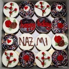 Cupcakes For Boyfriend