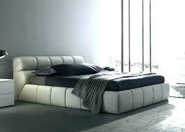 Modern Platform King Bed Room Modern King Size Platform Bed Frame