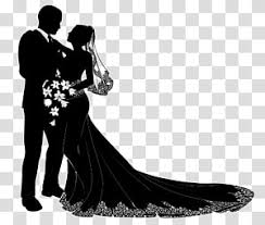 Wedding Couple Transparent Background Png Cliparts Free Download