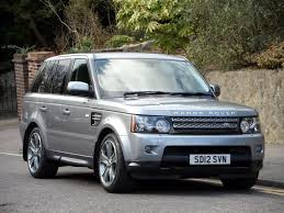 Used 2012 Land Rover Range Rover Sport Sdv6 Hse TOP OF THE RANGE ...