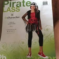 Halloween Costume Girls Pirate