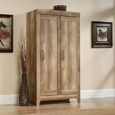 Sauder Kitchen Furniture Sauder Adept Storage Wide Storage Cabinet Multiple Colors