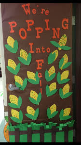 Image Halloween Fall Classroom Door Pinterest Fall Classroom Door School Pinterest Classroom Classroom Door