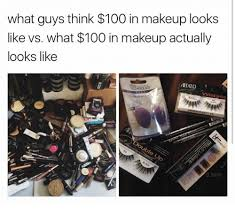 anaconda makeup and think what guys think 100 in makeup looks like vs