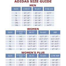 Adidas Football Jersey Size Chart Www Bedowntowndaytona Com